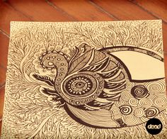 Doodles by Daad Sherif, via Behance