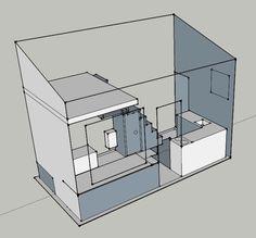 matt wolpe tiny house design 2   DIY Tiny House on a Trailer for $5,500