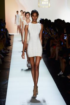 NYFW...Herve Leger 2016 S/S Collection