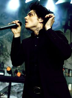 Gerard Way, My Chemical Romance