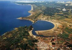 S. Martinho do Porto perto das Caldas da Rainha  -  Portugal