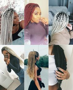 Wondrous 30 Sensational Yarn Braids Styles Protection And Perfection Hairstyle Inspiration Daily Dogsangcom