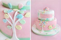 Christening Cake for Mariana