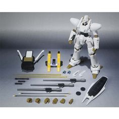 Heavy Metal L-GAIM ROBOT SPIRITS [SIDE HM] : L-GAIM [Spiral booster set]