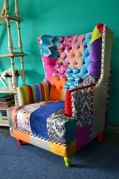 ¡Cuéntanos tu proyecto! Nosotros lo fabricamos. Envíos a toda la república. Cel/whatsapp: 2226112399 https://www.facebook.com/mueblesvintagenial vintagenial@gmail.com www.vintagenial.com #patchwork #vintage #colors #retro #sofa #love