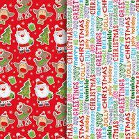 CardsAndGiftsDirect   Rakuten.co.uk Shopping: 2 x 8 Metre Rolls of Christmas Gift Wrap - Mixed Designs Wrapping Paper  (16m in total)  2 x 8 Metre Rolls of Christmas Gift Wrap - Mixed Designs Wrapping Paper  (16m in total): 412170 from CardsAndGiftsDirect   Rakuten.co.uk Shopping