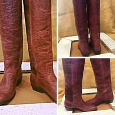 "Frye ""Dorado"" Riding Boots Size 7 - Frye's appointed Dorado Riding Boot features superb equestrian styling that will be a perfect staple to your wardrobe  16 1/2"" height 15"" circumference 1"" heel 