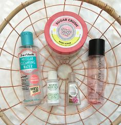 February empties and declutter!