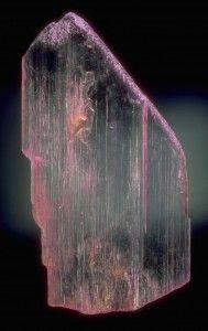 Spodumene (variety kunzite) Pala Chief Mine, San Diego County, California