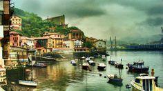 Nube en Pasajes de San Juan Basque Country, Spain, Europe, Italy, West Side, Travel, Separate, Album, Saints