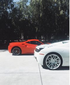 Kylie Jenner shares photo of His & Hers Ferrari and claps back at fan who tried to school her on the car - http://www.thelivefeeds.com/kylie-jenner-shares-photo-of-his-hers-ferrari-and-claps-back-at-fan-who-tried-to-school-her-on-the-car/