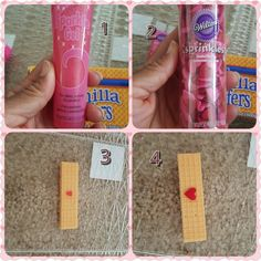 How to make bandaids for Doc McStuffins party http://myjjdiaries.blogspot.com/2015/11/diy-monday-joes-doc-mcstuffins-birthday.html?m=1