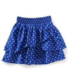 "Polka dot woven skirt (Aeropostale), full enough to hid you gun behind your hip (Check out the UnderTech Compression shorts), busy patterns any ""gun bump"" comflauged."