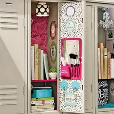 1000 Images About Cool And Cute Diy Locker Designs On