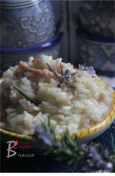 RISOTTO mela, Praga e composta di cipolla | cuoca nella brianza
