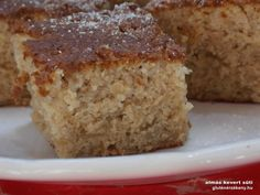 Sin Gluten, Gluten Free, Baby Food Recipes, Healthy Recipes, Healthy Food, Banana Bread, Food To Make, Food And Drink, Sweets