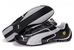 new product 6d478 c53bc Mens Puma Ferrari 694 Black White Lastest, Price   74.00 - Reebok Shoes,Reebok  Classic,Reebok Mens Shoes