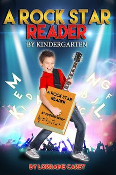 A Rock Star Reader By Kindergarten - Booktastik Before Kindergarten, Teaching Kindergarten, Reading Habits, Reading Skills, Reading Specialist, Boys Playing, Learn To Read, Nonfiction Books, Small Groups