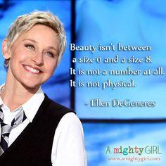 Ellen DeGeneres The Gi Project Valencia every girl is beautiful! BJJ Brazilian Jiu Jitsu