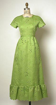 Dress, Evening  1966