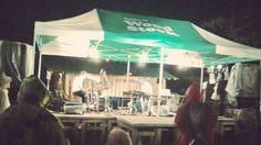 Schroeder-Headz 相模湖畔に響く、 ピアノとドラム。 最高か!(`・∀・)ノイェ-イ! #勝手にウッドストック