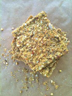 Passionately Raw! - Raw Sauerkraut Cracker Recipe