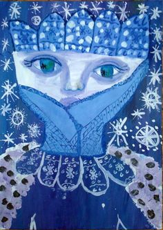 Красавица Зима: marina_le