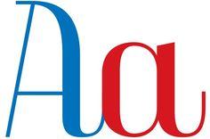 Magasin: 30s Typography meets OpenType Features