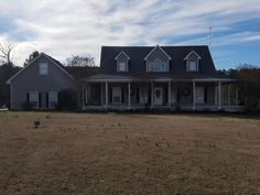 This 4BD/3BA home rests on 19.5 fenced acres with a 7 acre pond.  The home has been updated with a new roof, 3 year old windows, a wrap around porch on the front and side, new black cherry oak flooring, updated cabinets with stone counter-tops, and more.  Outside, you will find an in-ground pool with a 20'x40' utility shed.  All appliances are just 1 year old!