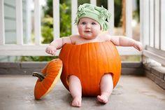 Baby Pumkin ...