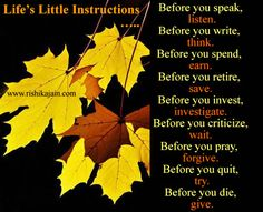 life,speak,listen,forgive,try,success,sms,good morning,Get Inspired ,Inspire Others , Inspirational Quotes, Pictures and Motivational