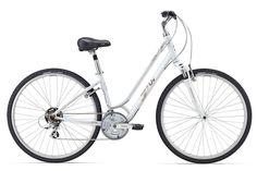 Giant Cypress Womens 2015 Hybrid Bike, Aluminium frame, 21speed, £370