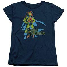 Martian Manhunter: Martian Manhunter Women's T-Shirt
