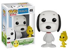 Pop! TV: Peanuts - Snoopy and Woodstock | Funko