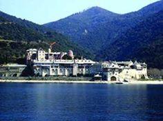 Mount Athos Cruise Excursions in Halkidiki  #greece #greekislands #excursion #thingstodo #justbookexcursions #halkidiki