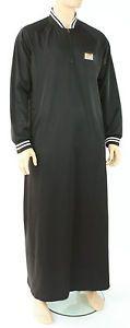 Thobe-Jubba-Mens-Thick-Warm-Winter-Black-Varsity-Style-Islamic-Clothing