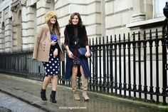 London Fashion Week (A/W14) - Day 2.