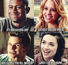 aiden, allison, boyd and erica teen wolf#ripforourlovedones