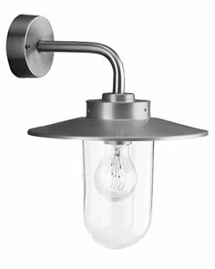 Clovelly outdoor wall lightbhs online lampade pinterest bhs outdoor stainless steel wall light ip44 down light heritage style zlc025 zenon long life lamp company aloadofball Choice Image