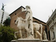 Castor on the Capitoline