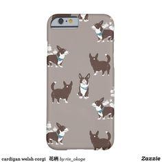 cardigan welsh corgi peduncle barely there iPhone 6 case