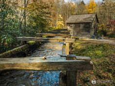 Mingus Mill - Great Smoky Mountains NP