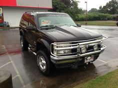 Item Gone Fsft 95 2 Door Tahoe 4x4 North West Ga Car Truck