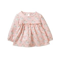 e49e050ed Baby Softest Pink Swans Top by Gymboree. Imported and Collection Name: Tutus  & Teddy Bears. Lisaed · baby girl clothes
