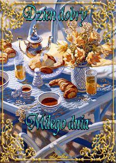 Tea Table Settings, Come Dine With Me, Good Morning Good Night, Blue China, Fine Dining, Tea Set, Blue Flowers, Awakening, Tea Time
