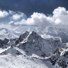 Mont Fort Switzerland = a-m-a-z-i-n-g!