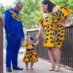LD wearwear it love it by LDwear on Etsy Couples African Outfits, African Dresses For Kids, African Prom Dresses, African Children, Latest African Fashion Dresses, African Print Fashion, African Attire, African Wear, Africa Fashion