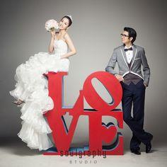 Korea Pre-Wedding Photoshoot - WeddingRitz.com » 2011 New sample Wonkyu Korea wedding photo
