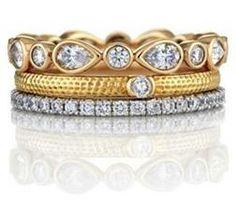 De Beers: Series of Stacks of Sparkle  —the Superimposed Brilliant Charm