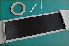 底板&底鋲付き ぬい込み式の底 作り方